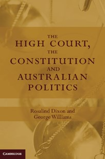 (ebook) High Court, the Constitution and Australian Politics - Politics Australian