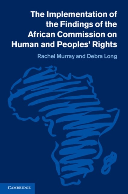 Implementation of the Findings of the African Commission on Human and Peoples' Rights