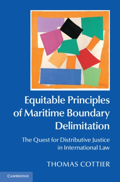 (ebook) Equitable Principles of Maritime Boundary Delimitation