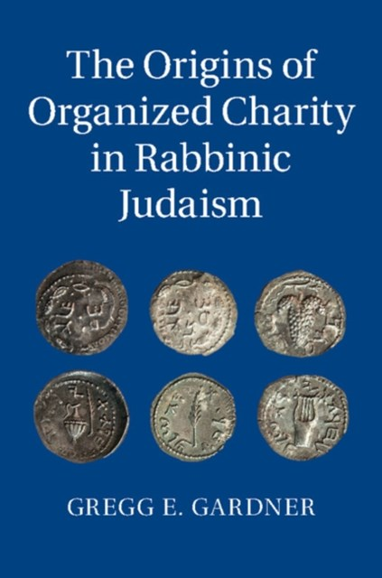 (ebook) Origins of Organized Charity in Rabbinic Judaism