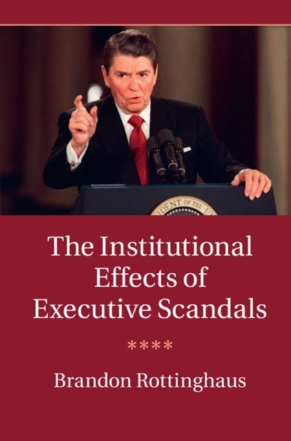 Institutional Effects of Executive Scandals