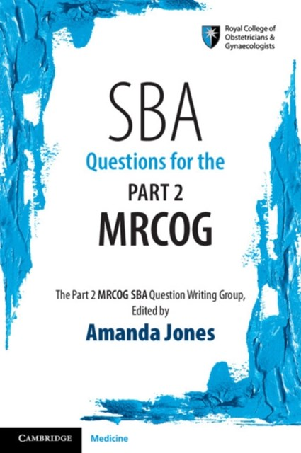 (ebook) SBA Questions for the Part 2 MRCOG