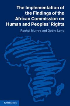 Implementation of the Findings of the African Commission on Human and Peoples