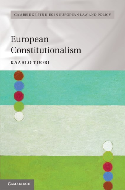 (ebook) European Constitutionalism
