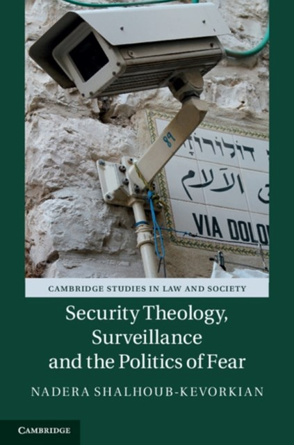 (ebook) Security Theology, Surveillance and the Politics of Fear