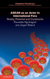(ebook) ASEAN as an Actor in International Fora - Business & Finance Ecommerce