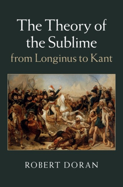 (ebook) Theory of the Sublime from Longinus to Kant