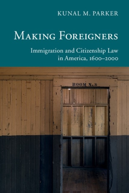 (ebook) Making Foreigners