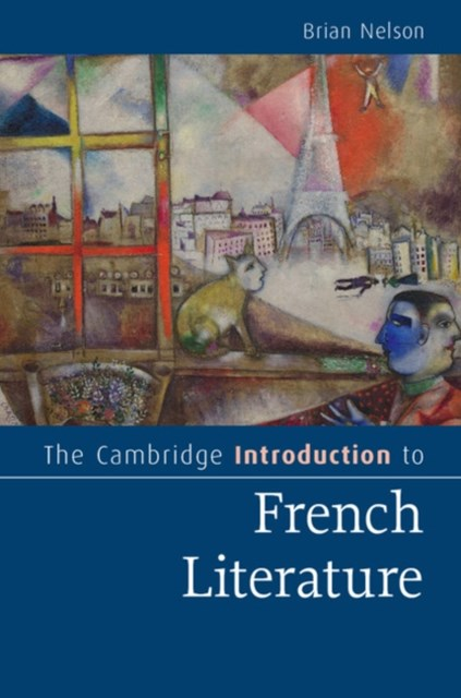 (ebook) Cambridge Introduction to French Literature