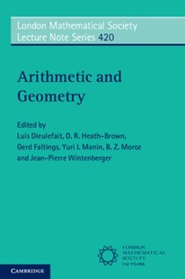 (ebook) Arithmetic and Geometry - Science & Technology Mathematics