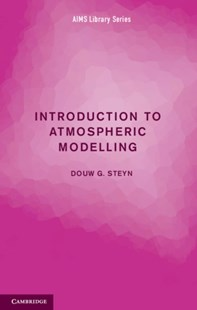 (ebook) Introduction to Atmospheric Modelling - Science & Technology Environment
