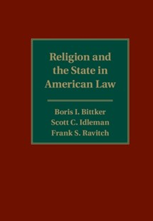 (ebook) Religion and the State in American Law - Politics Political Issues