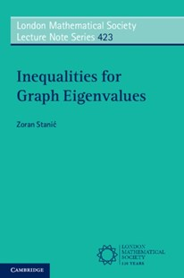 (ebook) Inequalities for Graph Eigenvalues - Science & Technology Mathematics