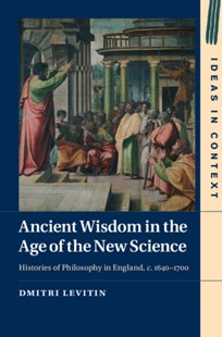 (ebook) Ancient Wisdom in the Age of the New Science - History European