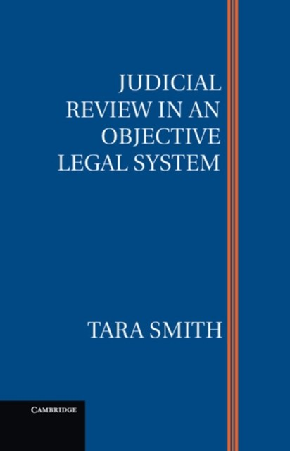 (ebook) Judicial Review in an Objective Legal System