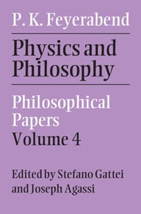 (ebook) Physics and Philosophy: Volume 4 - Philosophy Modern