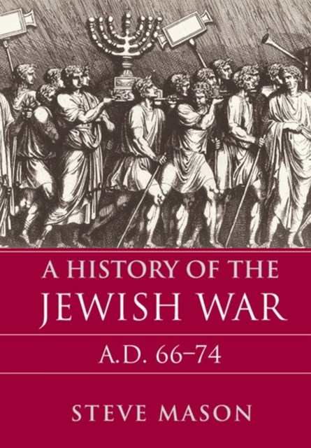 (ebook) History of the Jewish War
