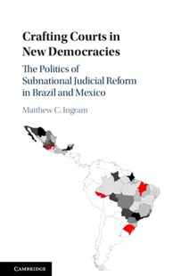(ebook) Crafting Courts in New Democracies - Politics Political Issues