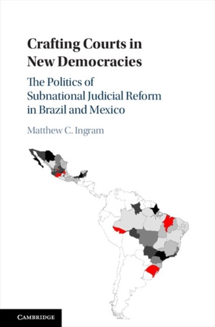 (ebook) Crafting Courts in New Democracies