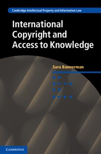 (ebook) International Copyright and Access to Knowledge - Politics Political Issues