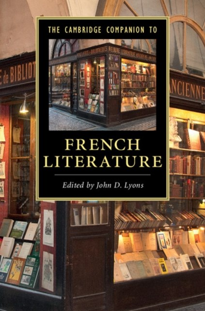 Cambridge Companion to French Literature