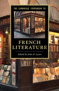 (ebook) Cambridge Companion to French Literature - Reference