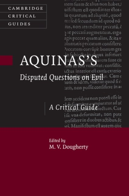(ebook) Aquinas's Disputed Questions on Evil
