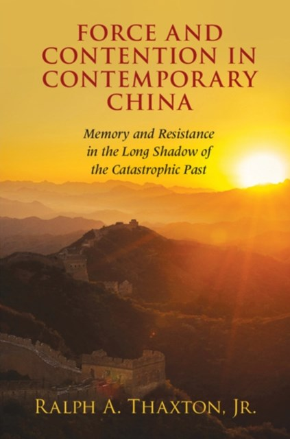 (ebook) Force and Contention in Contemporary China