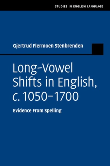 (ebook) Long-Vowel Shifts in English, c. 1050-1700