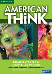 American Think Starter Combo A with Online Workbook and Online Practice