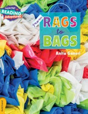 From Rags to Bags Gold Band