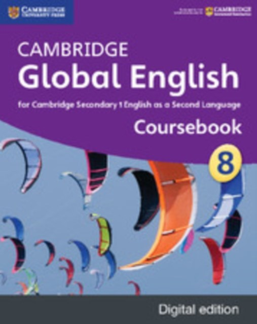 Cambridge Global English Stage 8 Coursebook Digital Edition
