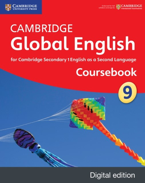 Cambridge Global English Stage 9 Coursebook Digital Edition