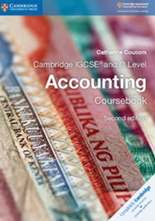 Cambridge IGCSE® and O Level Accounting Coursebook by Catherine Coucom (9781316502778) - PaperBack - Non-Fiction