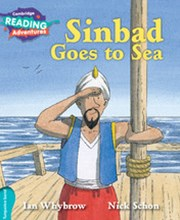 Sinbad Goes to Sea Turquoise Band
