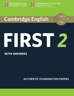 Cambridge English First 2 Student