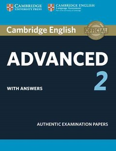 Cambridge English Advanced 2 Student