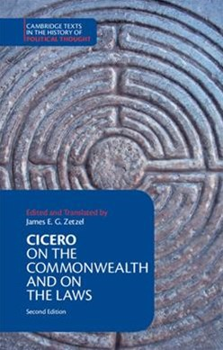 Cicero: On the Commonwealth and On the Laws