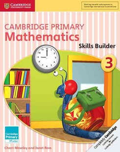 Cambridge Primary Mathematics Skills Builder 3 by Cherri Moseley, Janet Rees (9781316509159) - PaperBack - Non-Fiction