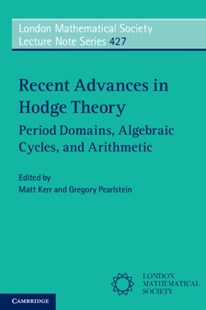 (ebook) Recent Advances in Hodge Theory - Science & Technology Mathematics