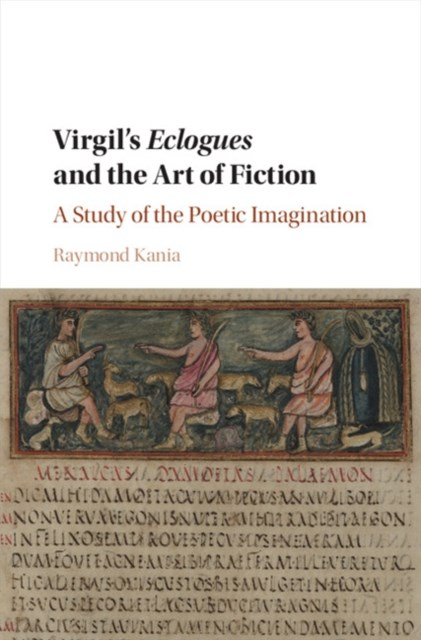 (ebook) Virgil's Eclogues and the Art of Fiction