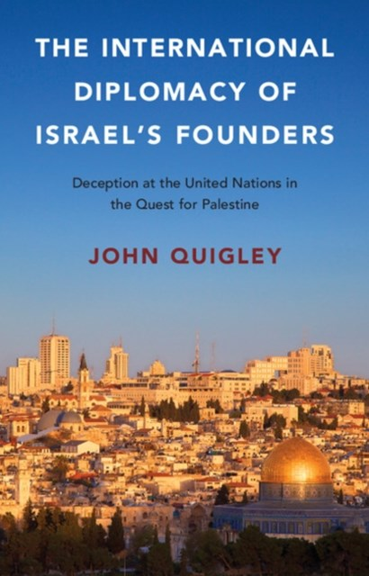 International Diplomacy of Israel's Founders