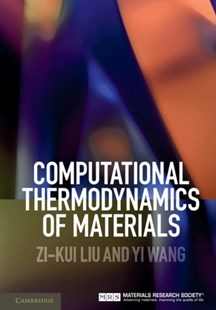 (ebook) Computational Thermodynamics of Materials - Science & Technology Engineering