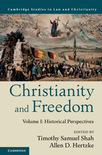 (ebook) Christianity and Freedom: Volume 1, Historical Perspectives - Reference Law