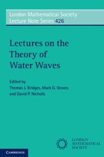 (ebook) Lectures on the Theory of Water Waves - Science & Technology Mathematics