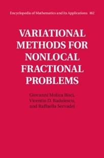 (ebook) Variational Methods for Nonlocal Fractional Problems - Science & Technology Mathematics