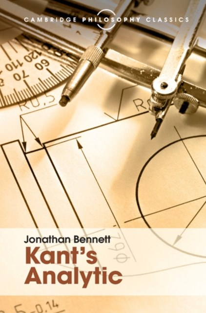 (ebook) Kant's Analytic