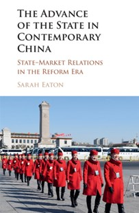 (ebook) Advance of the State in Contemporary China - Business & Finance Ecommerce