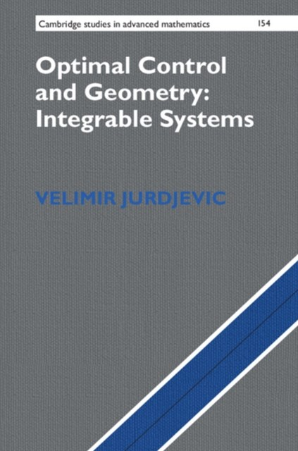 (ebook) Optimal Control and Geometry: Integrable Systems