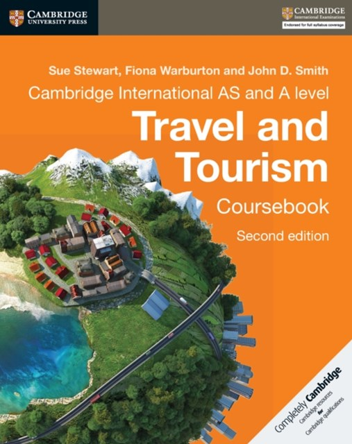 Cambridge International AS and A Level Travel and Tourism Coursebook Digital Edition